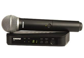 Радиомикрофон Shure PGX24 / PG58