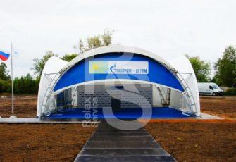Шатер арочный 10х10 м аренда на мероприятие в МСК цена, взять в прокат шатер арка 10 на 10 метров в СПб стоимость