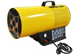 Обогревательный прибор - Газовая тепловая пушка
