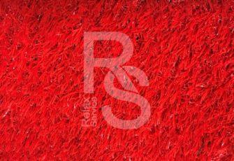 Купить декоративную красную искусственную траву в интернет магазине МСК и СПб цена, аренда покрытия искусственной травы - газона для декора на мероприятие