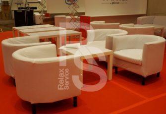 Кресло белое аренда на мероприятие в СПб и МСК цена