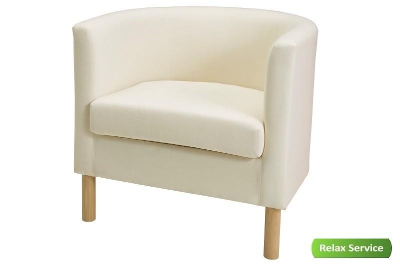 кресло белое аренда