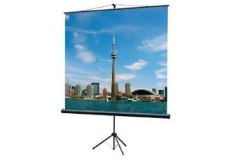 Экран проекционый 2х2 м.