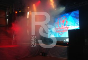 Дым машина / генератор дыма - аренда на мероприятие в МСК и СПб цена