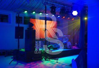 Аренда звукового и светового оборудования и экранов для концертов и мероприятий в Мск и СПб цена