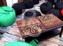 Bean bag Opti - Кресло мешок зеленый