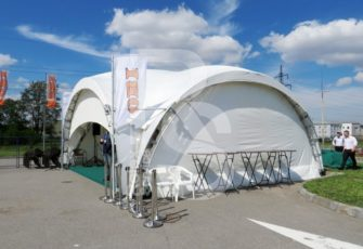 Аренда шатров для мероприятий СПб и МСК