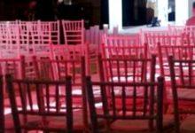 Стулья для свадьбы