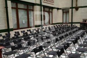 Аренда стульев на мероприятие Вконтакте 07.2018