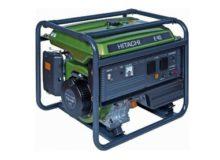 Бензиновый генератор, мощность 5 кВт