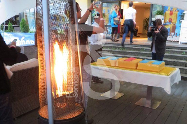 Газовый инфракрасный обогреватель прометей аренда на мероприятие и СПб цена