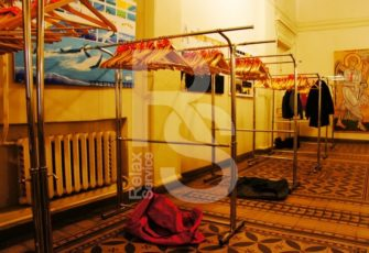Аренда большого гардероба на выезд для 3000 человек на мероприятие цена в СПб и МСК, выездной гардероб на 5000 персон в прокат взять
