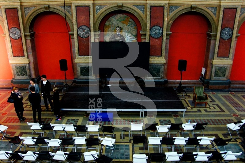 Аренда подиума Europodium 6 на 4 метра на мероприятие цена, взять в прокат Европодиум 6х4 в СПб стоимость