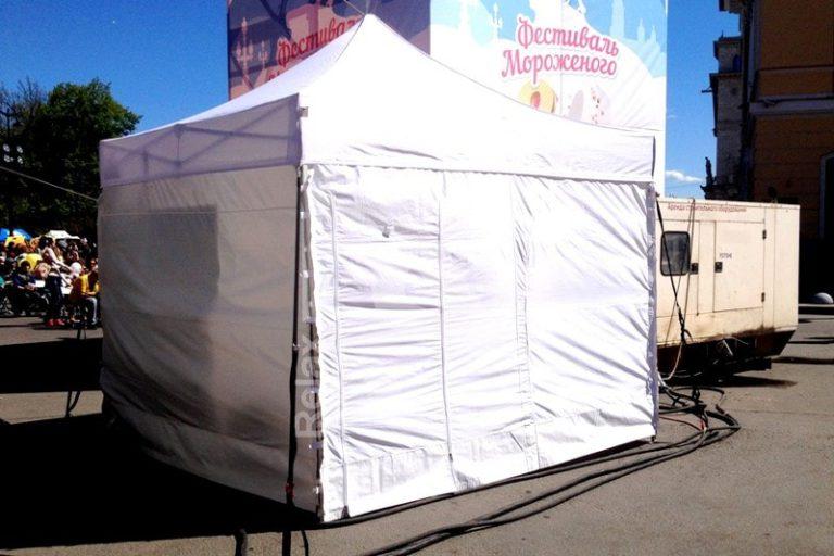 Шатер Expotent mini 4х4 м., аренда тента Экспотент 4 на 4 метра цена, прокат шатра 4х4 м стоимость