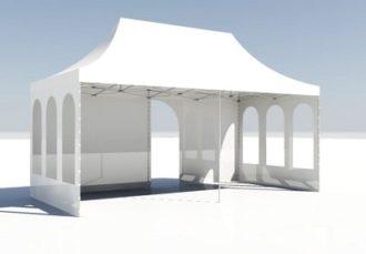 аренда шатра 4 на 8 метра цена проката