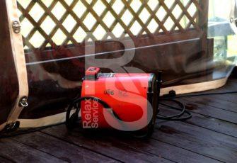 Газовая тепловая пушка аренда на мероприятие в МСК и СПб цена