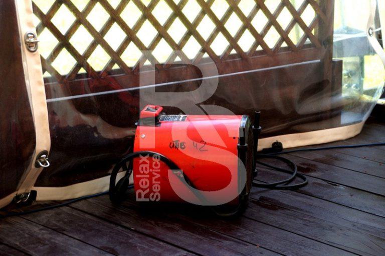 Газовая тепловая пушка аренда на мероприятие и СПб цена