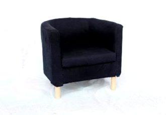 Черное кресло аренда на мероприятие в МСК и СПб