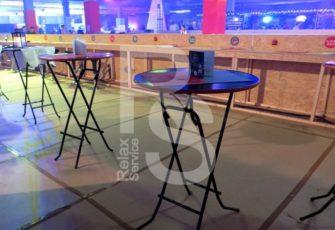 Аренда коктейльного фрушетного стола на мероприятие в СПб и МСК цена