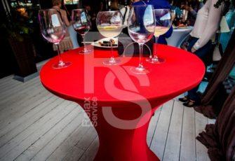 Аренда коктейльного фуршетного стола СПб и МСК цена
