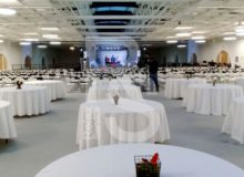 Аренда круглого банкетного стола 150 см. на мероприятие в СПб и МСК цена