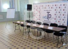 аренда прямоугольного стола с окантовкой 120 см. на мероприятие в СПб и МСК цена