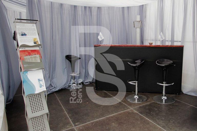 Аренда черного барного стула и мебели цена в СПб на мероприятие, прокат стула для бара