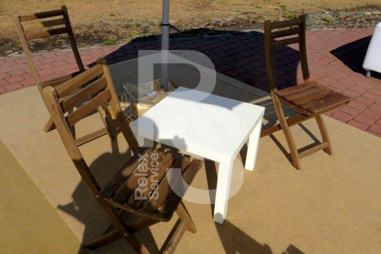Аренда складного стула для пикника в СПб цена