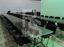 Стул офисный черный аренда на мероприятие СПб и МСК цена