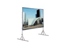 Экран проекционный 3х4 м., прямая и обратная проекция