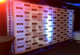 Аренда пресс волл конструкции системы Джокер Тритикс размером 3х3, 3х2,5, 3х2 м в СПб цена, взять в прокат Press Wall Joker Tritix в МСК стоимость шириной 3 метра и высотой 2, 2,5 или 3 метра