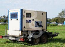 Дизельный генератор мощность 60 кВт аренда цена, взять в прокат дизель генератор на 50 кВт в СПб стоимость