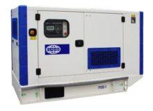 Дизельный генератор Wilson P88-1, мощность 60 кВт