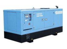 Дизельный генератор GEKO 130003, мощность 80 кВт