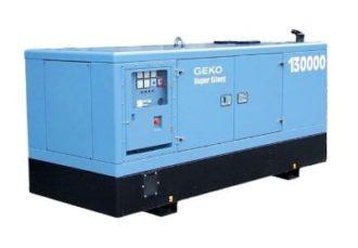 Дизельный генератор GEKO 130003 мощность 80 кВт аренда в МСК цена, взять в прокат дизель генератор 100, 200 или 400 кВт в СПб стоимость, сколько стоит аренда мощного дизельного генератора