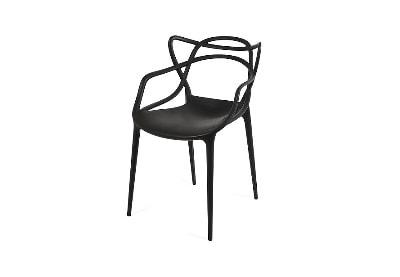 Аренда стульев Masters Black черный в СПб и МСК на мероприятие цена