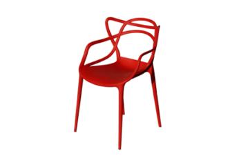Аренда стульев Masters Red Красный в СПб и МСК на мероприятие цена