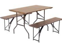 Пивной набор (стол и 2 лавки)
