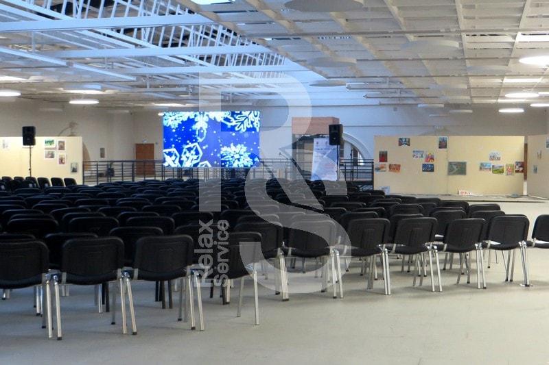 Аренда мебели и оборудования для городских мероприятий в СПб
