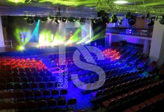 Аренда света и звука для концертов и мероприятий в МСК и СПб цена