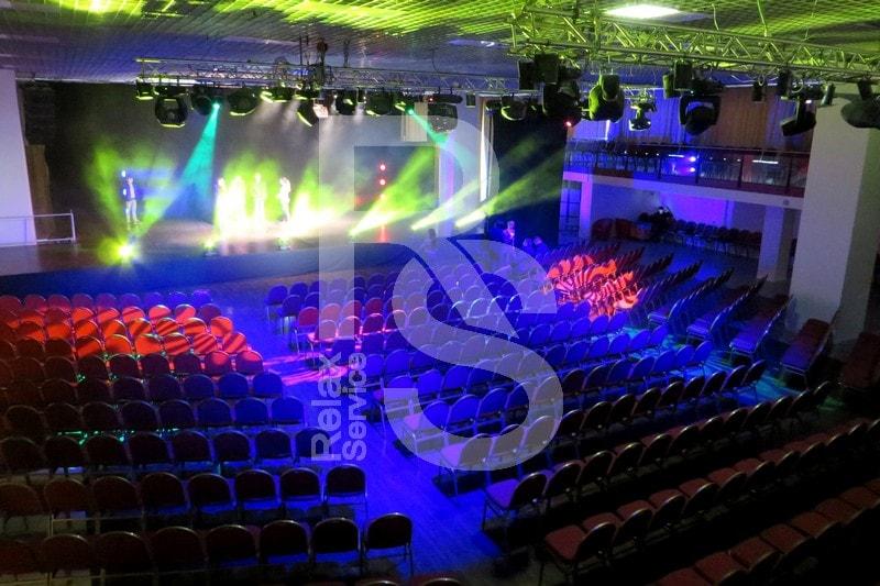 Аренда света и звука для концертов и мероприятий и СПб цена