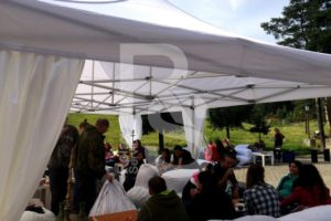 Аренда шатров и мебели для корпоратива цена в МСК и СПб