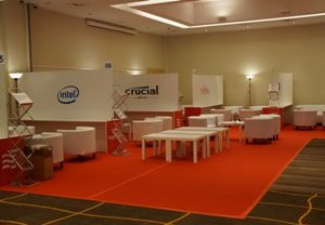 Аренда оборудования для выставок и фестивалей в МСК и СПб цена