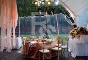 Аренда света и светового оборудования на свадьбу в СПб и МСК