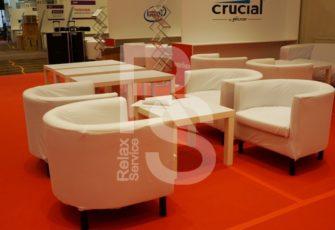 Взять в аренду мебель в СПб и МСК
