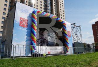 Сдача в аренду оборудования для мероприятий в СПб и МСК