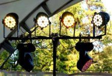 Прожекторы и PAR