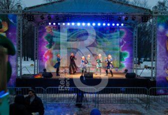 аренда сцены на мероприятие в МСК и СПб цена