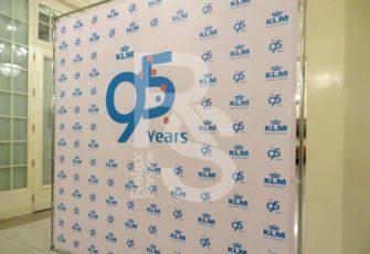 press wall день рождения