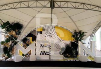 Аренда арочного шатра, оборудования и мебели на мероприятие в СПб